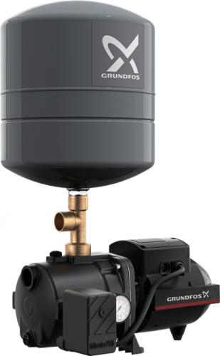 Комплектная автоматическая установка Grundfos JPD