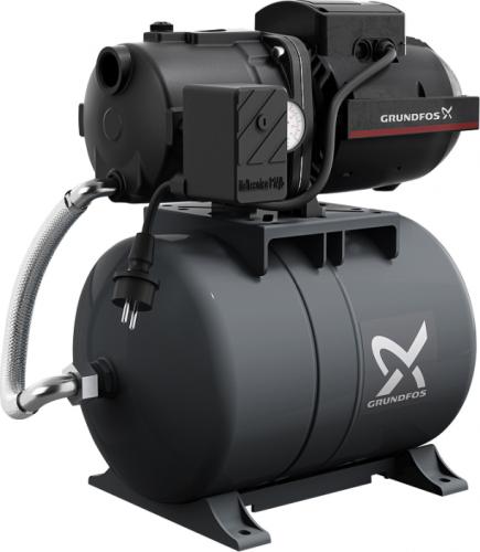 Комплектная автоматическая установка Grundfos JPA