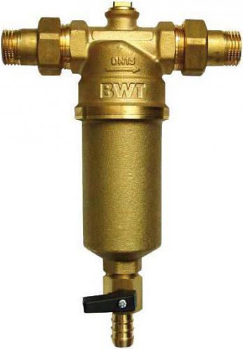 Фильтр для горячей воды с прямой промывкой BWT Protector mini H/R