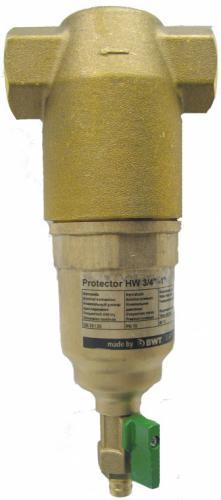 Фильтр для горячей воды с прямой промывкой BWT Protector HW